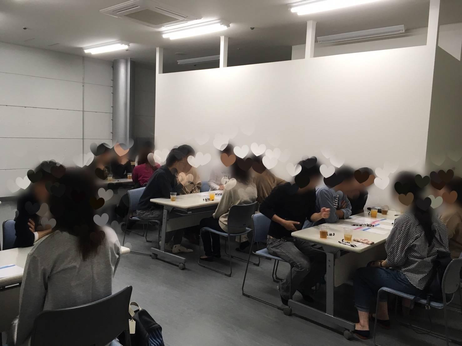 名古屋、愛知、岐阜、三重の婚活パーティー、街コン、COLOR PARTYイナスタトーク1