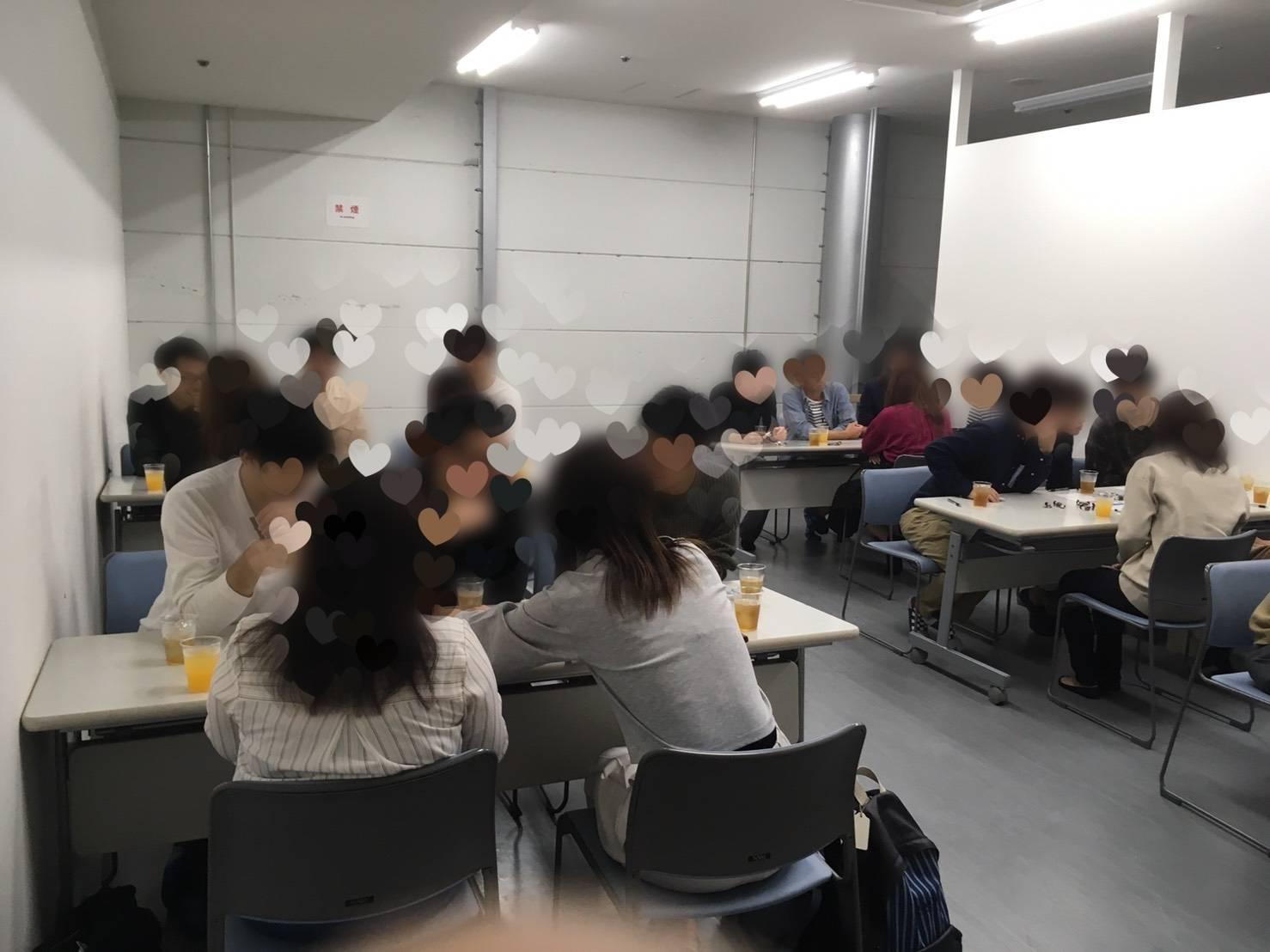 名古屋、愛知、岐阜、三重の婚活パーティー、街コン、COLOR PARTYイナスタトーク