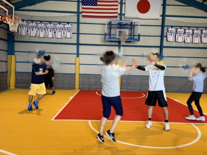 名古屋、愛知、岐阜、三重の婚活パーティー、街コン、COLOR PARTYバスケコンハイタッチ