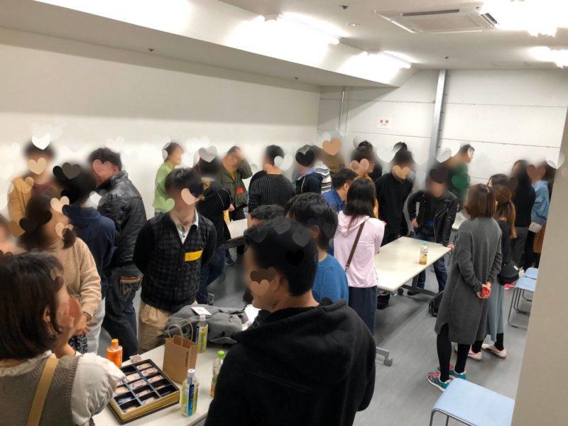 名古屋、愛知、岐阜、三重の婚活パーティー、街コン、COLOR PARTY運動会コン14