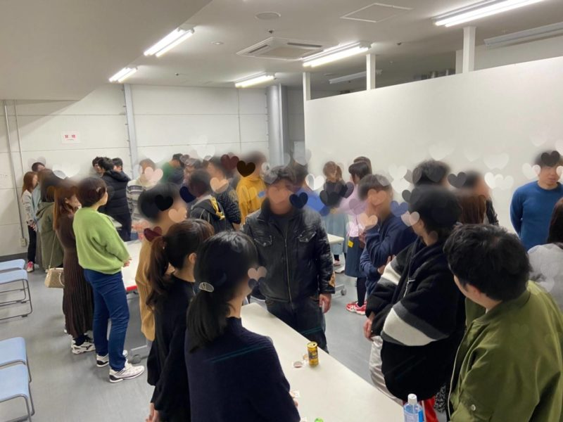 名古屋、愛知、岐阜、三重の婚活パーティー、街コン、COLOR PARTY運動会コン7
